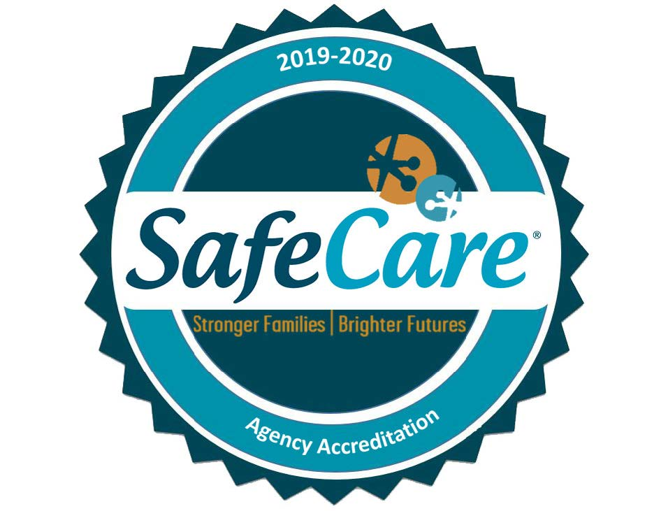 SafeCare Accreditation Seal