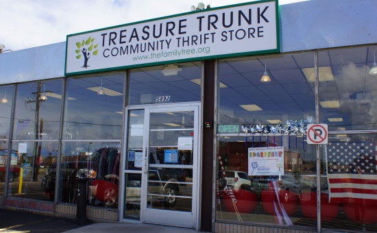Treasure Trunk Community Thrift Store